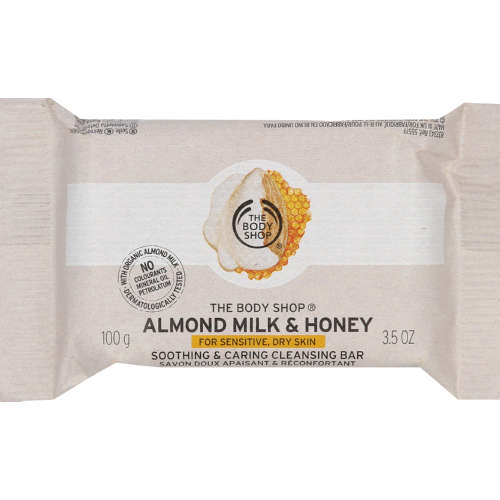 Almond Milk and Honey Soothing and Caring Cleansing Bar 100g