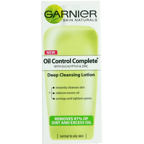 Oil Control Complete Deep Cleansing Lotion 125ml