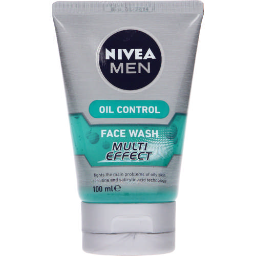 Oil Control Face Wash 100ml