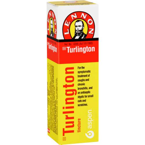 Lennon Turlington Tincture 20ml Clicks