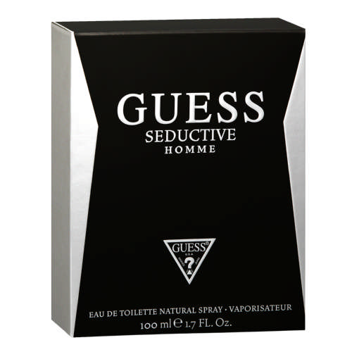 Guess Seductive Homme Eau De Toilette Natural Spray 100ml Clicks