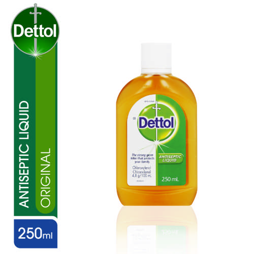 Antiseptic Liquid 250ml