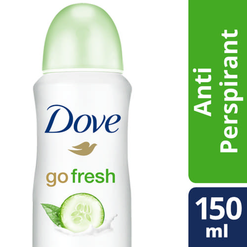Go Fresh Antiperspirant Deodorant Cucumber 150ml