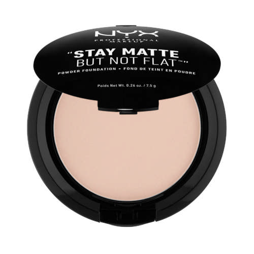 Stay Matte But Not Flat Powder Foundation Creamy Natural 7.5g