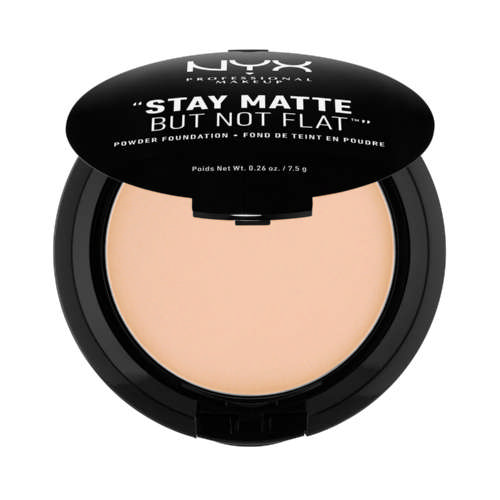 Stay Matte But Not Flat Powder Foundation Natural 7.5g