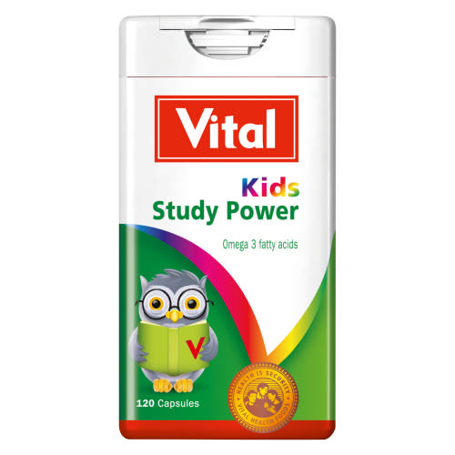 Kids Study Power Tablets 120 Tablets