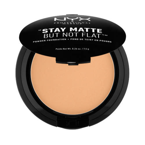 Stay Matte But Not Flat Powder Foundation Soft Beige 7.5g