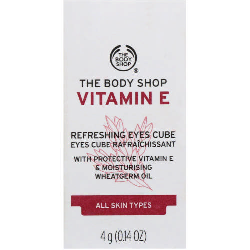 The Body Shop. Vitamin E Refreshing Eye Cube 4g