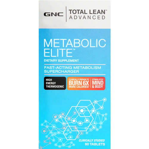 Total Lean Metabolic Elite Dietary Supplement 60 Tablets