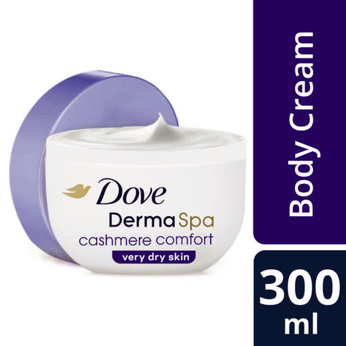 DermaSpa Body Butter Cashmere Comfort 300ml