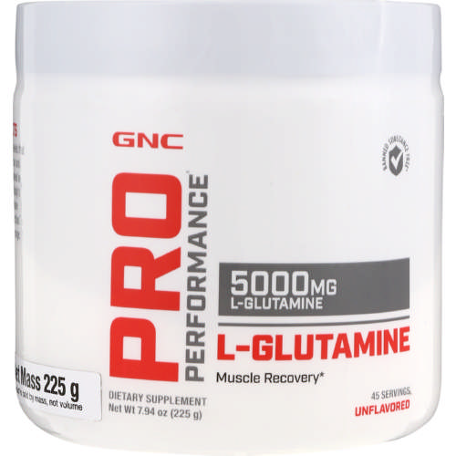 Pro Performance L-Glutamine Unflavoured 227G