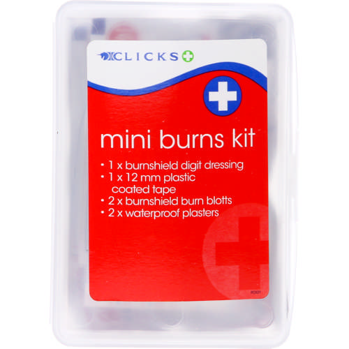 Mini Burns Kit