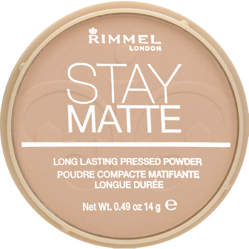 Stay Matte Lasting Pressed Powder Silky Beige