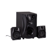 SBS E2400 25W USB Powered 2.1 Speakers