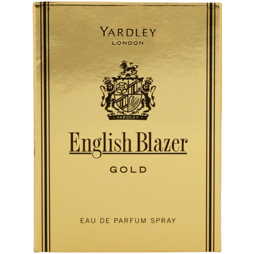English Blazer Gold Eau De Parfum 100ml