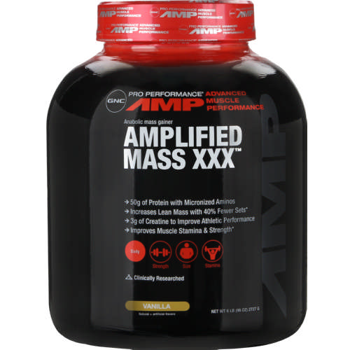 Pro Performance AMP Amplified Mass XXX Vanilla 2722g