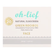 Natural Sunscreen For The Whole Family For face SPF30 100ml