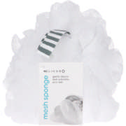 Nylon Bath Sponge White 60g