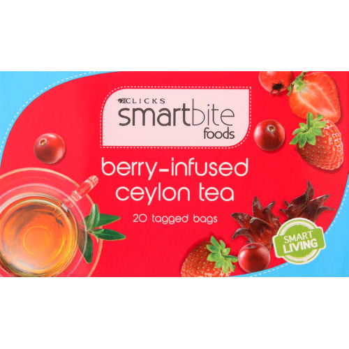 Tea Berry Infused 20 Teabags