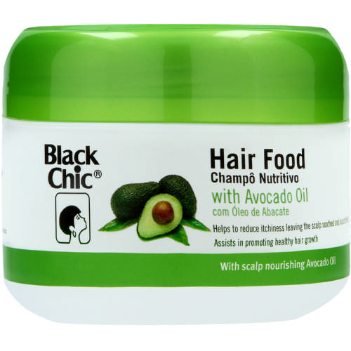 Black Chic Hair Food 125ml - Clicks
