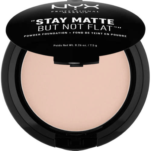 Stay Matte But Not Flat Powder Foundation Soft
