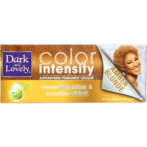 Colour Intensity Anti-Dryness Permanent Colour Amber Blonde