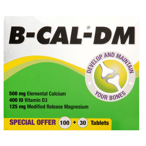 Calcium Supplement 100 tablets