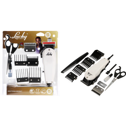 Master Barber Kit 11 Pieces