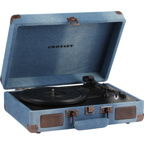 Cruiser Deluxe Turntable Denim