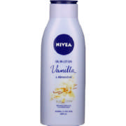 Vanilla & Almond Oil Lotion 400ml