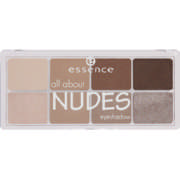 All About Eyeshadow Palette Nudes