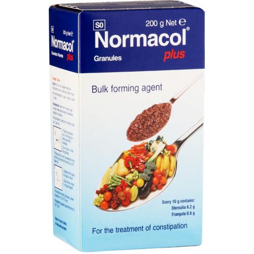 Normacol Plus Granules 200g - Clicks