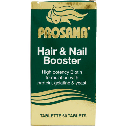 Hair And Nail Booster 60 Tablets