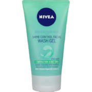 Shine Control Facial Wash Gel 150ml