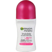 Mineral Anti-perspirant Roll-On Invisible 50ml