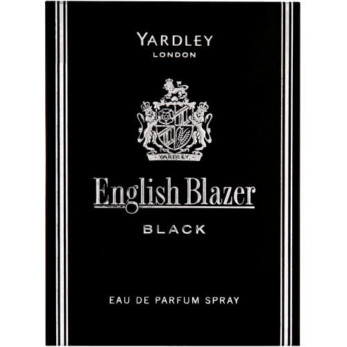 English Blazer Black Eau De Parfum 100ml