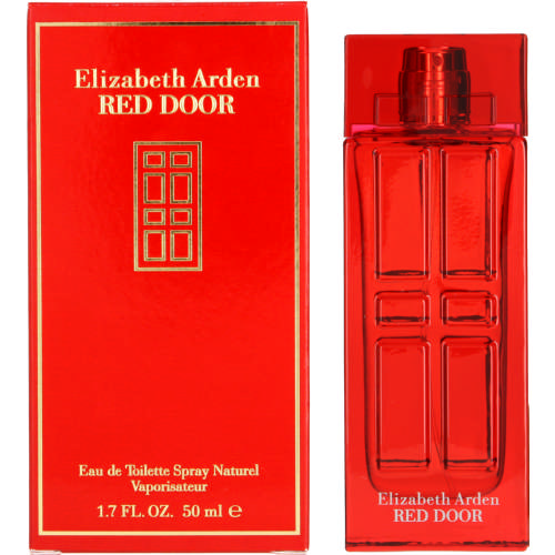 for spray by travel eau red body lotion toilette door arden mini product women piece elizabeth gift set de