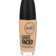 Bare Faced SPF6 Liquid Foundation Shell 30ml