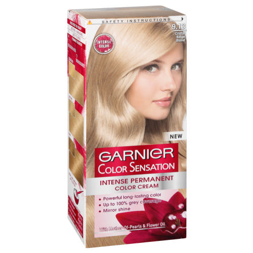 Garnier Color Sensation Cristal Beige Blonde 913 Clicks
