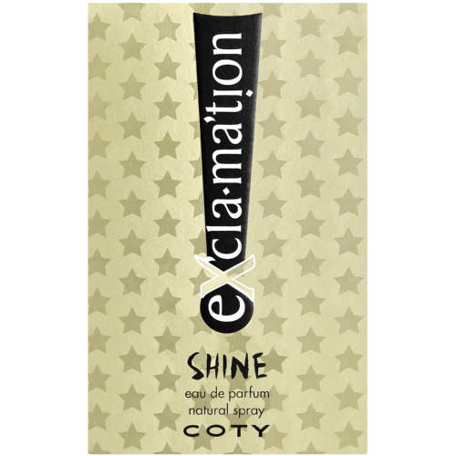 Exclamation Shine Eau De Parfum 30ml