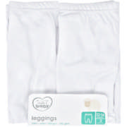 Made 4 Baby Leggings White 12-18 Months 2 Pack