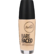 Bare Faced SPF6 Liquid Foundation Natural Beige 30ml