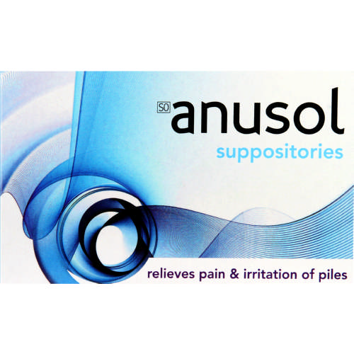 Suppositories 12