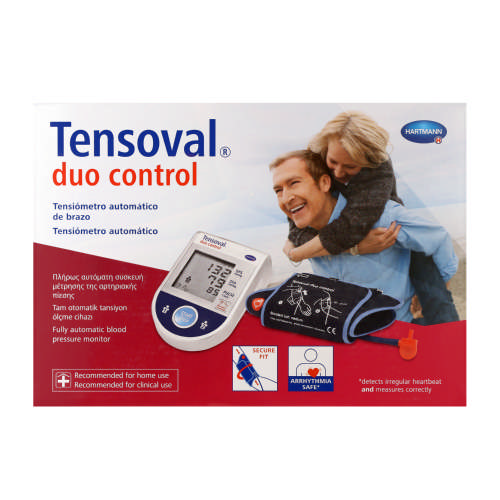 Duo Control Blood Pressure Monitor Large