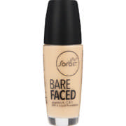 Bare Faced SPF6 Liquid Foundation Nude 30ml