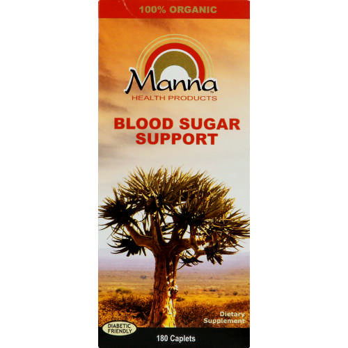 Blood Sugar Support 180 Capsules