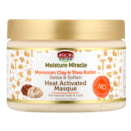 Moisture Miracle Heat Activated Masque 340g