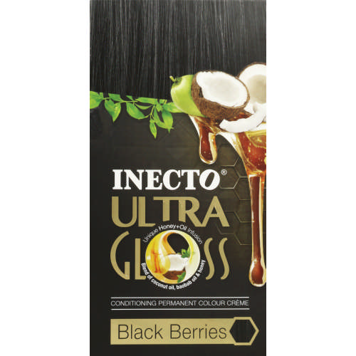Ultra Gloss Conditioning Permanent Colour Creme Blackberries