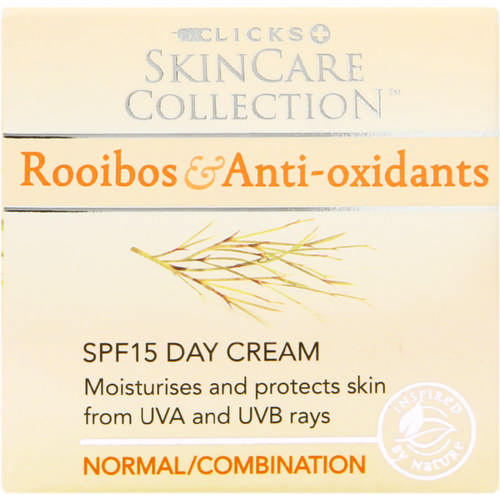 Rooibos & Anti-Oxidants SPF15 Day Cream 50ml