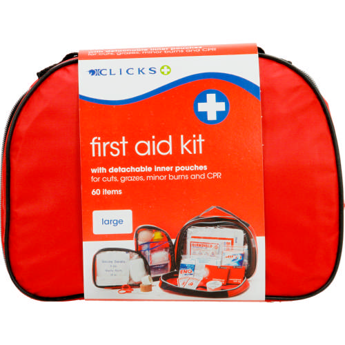 First Aid Kit Large